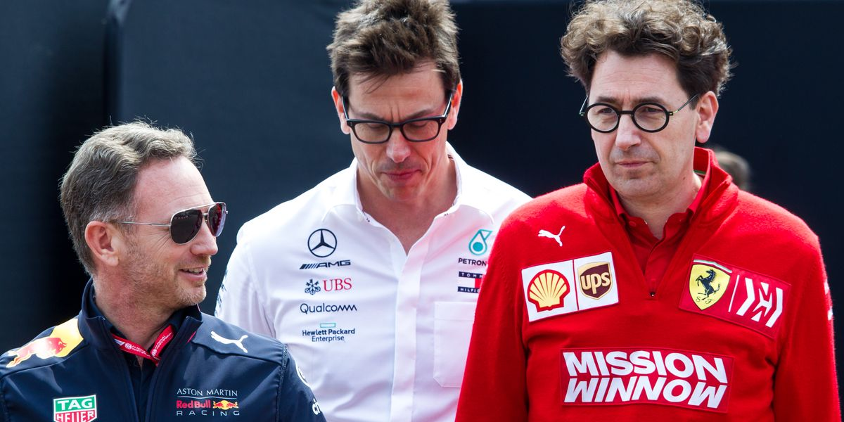 Big Spenders in F1 Will Face Self-Policing of New $145 Million Budget Cap
