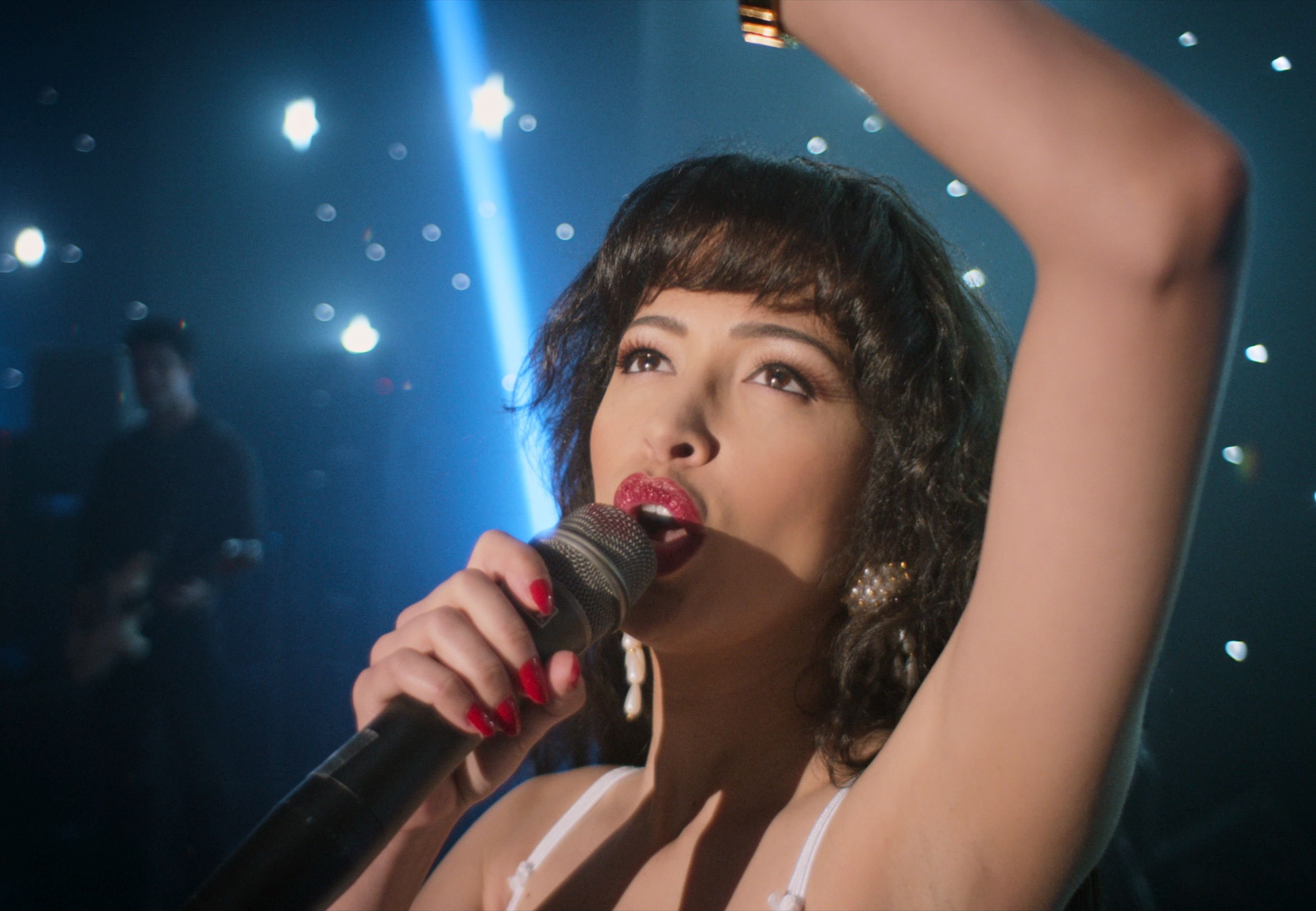 Is Christian Serratos Actually Singing in 'Selena: The Series'?