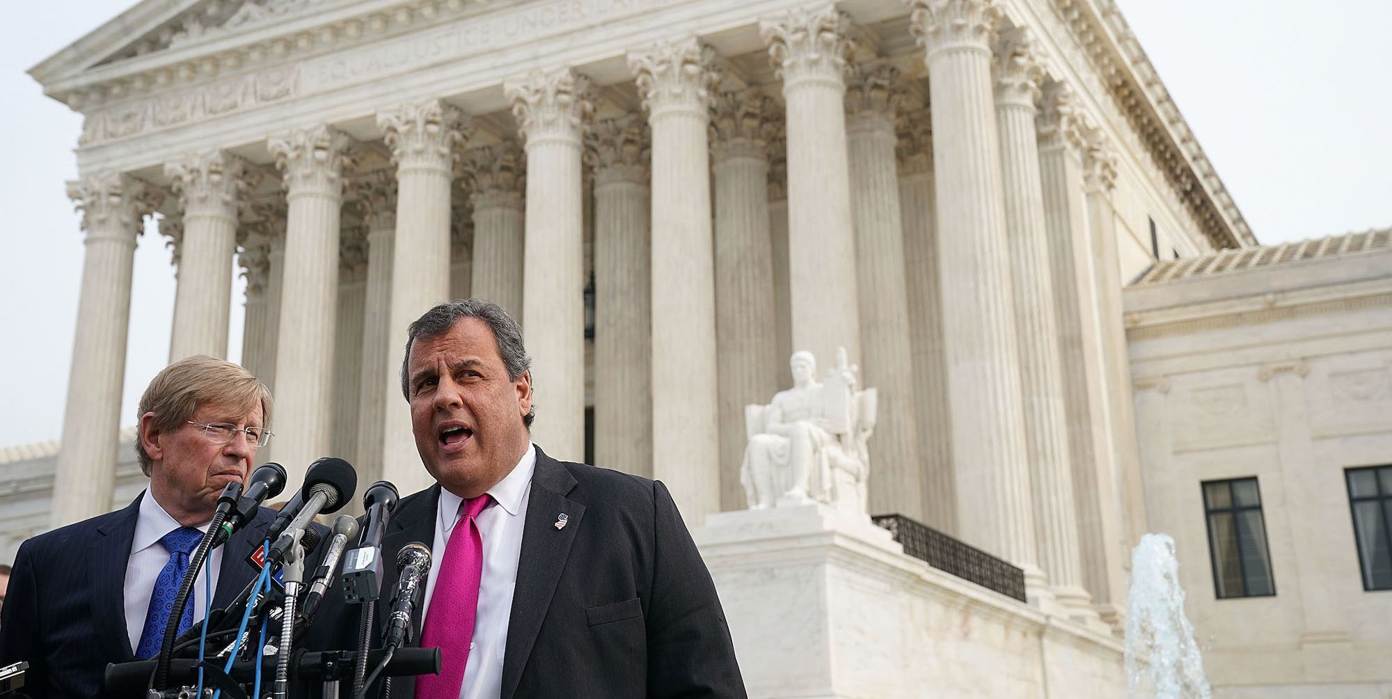 On Chris Christie's Staggering Fall From Grace