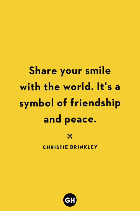 Friendship Quotes - Christie Brinkley