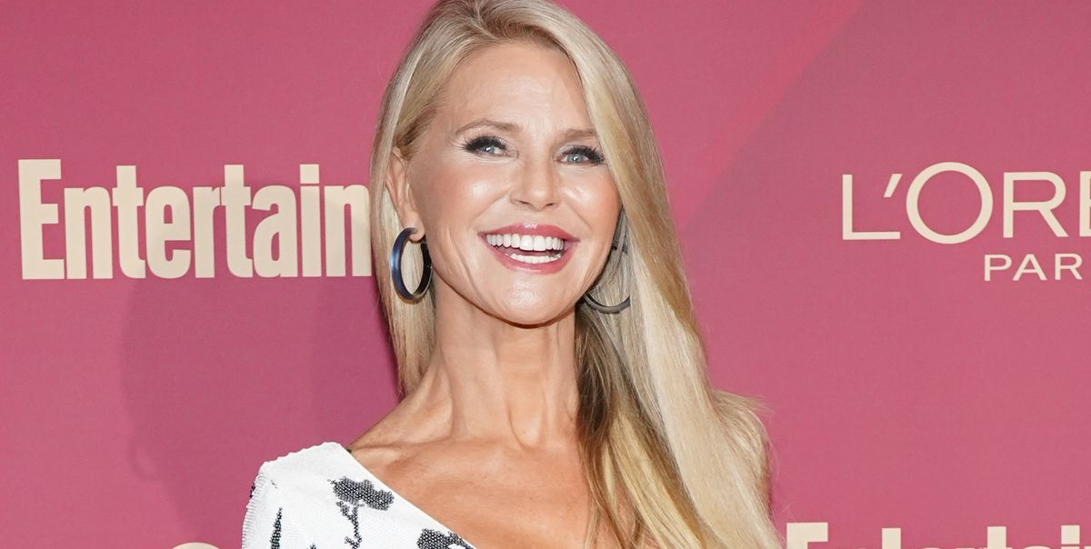 """At 66, Christie Brinkley Credits Her Youthful Glow to a """"Rainbow Diet"""""""