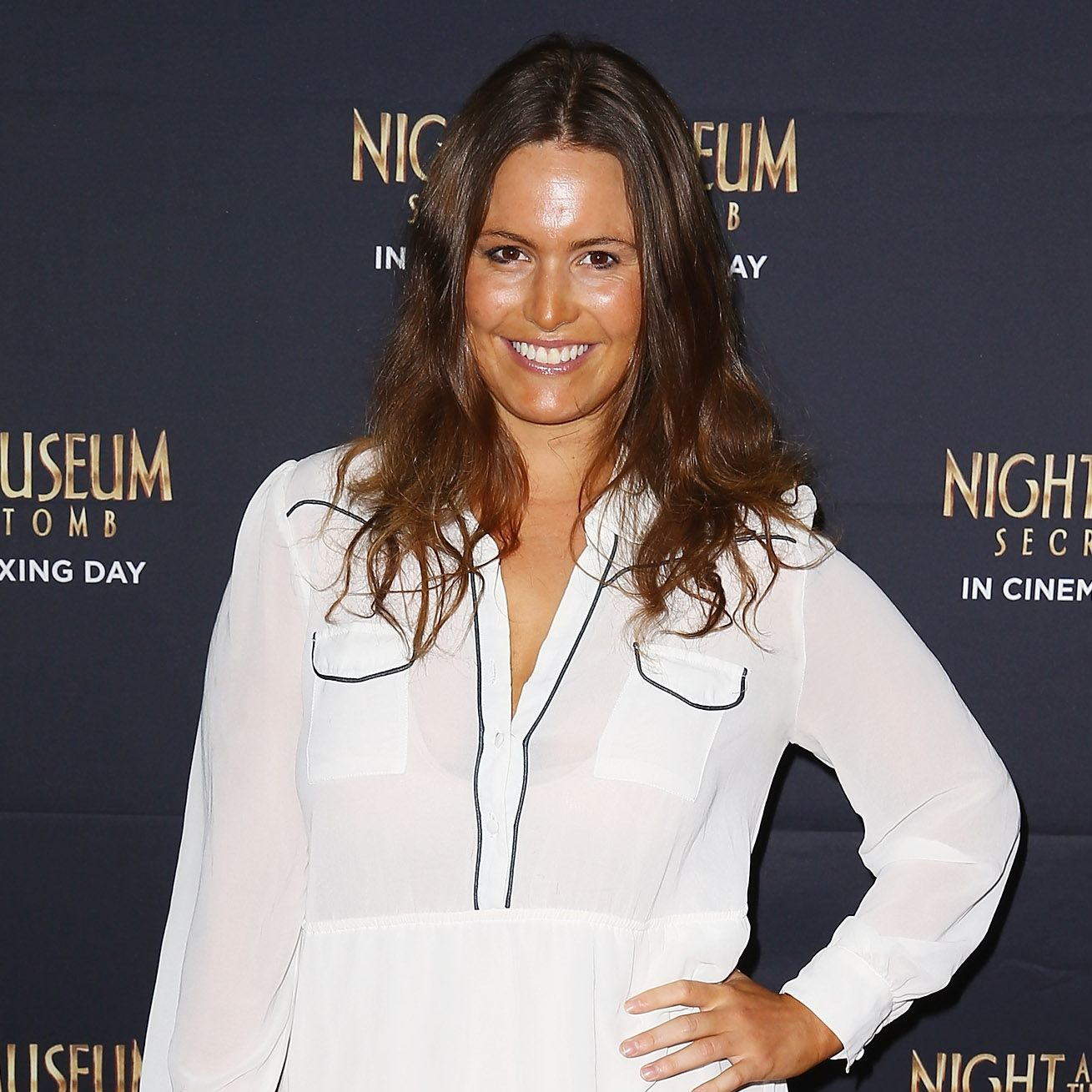 Former Home and Away and Neighbours star Christie Hayes announces her engagement