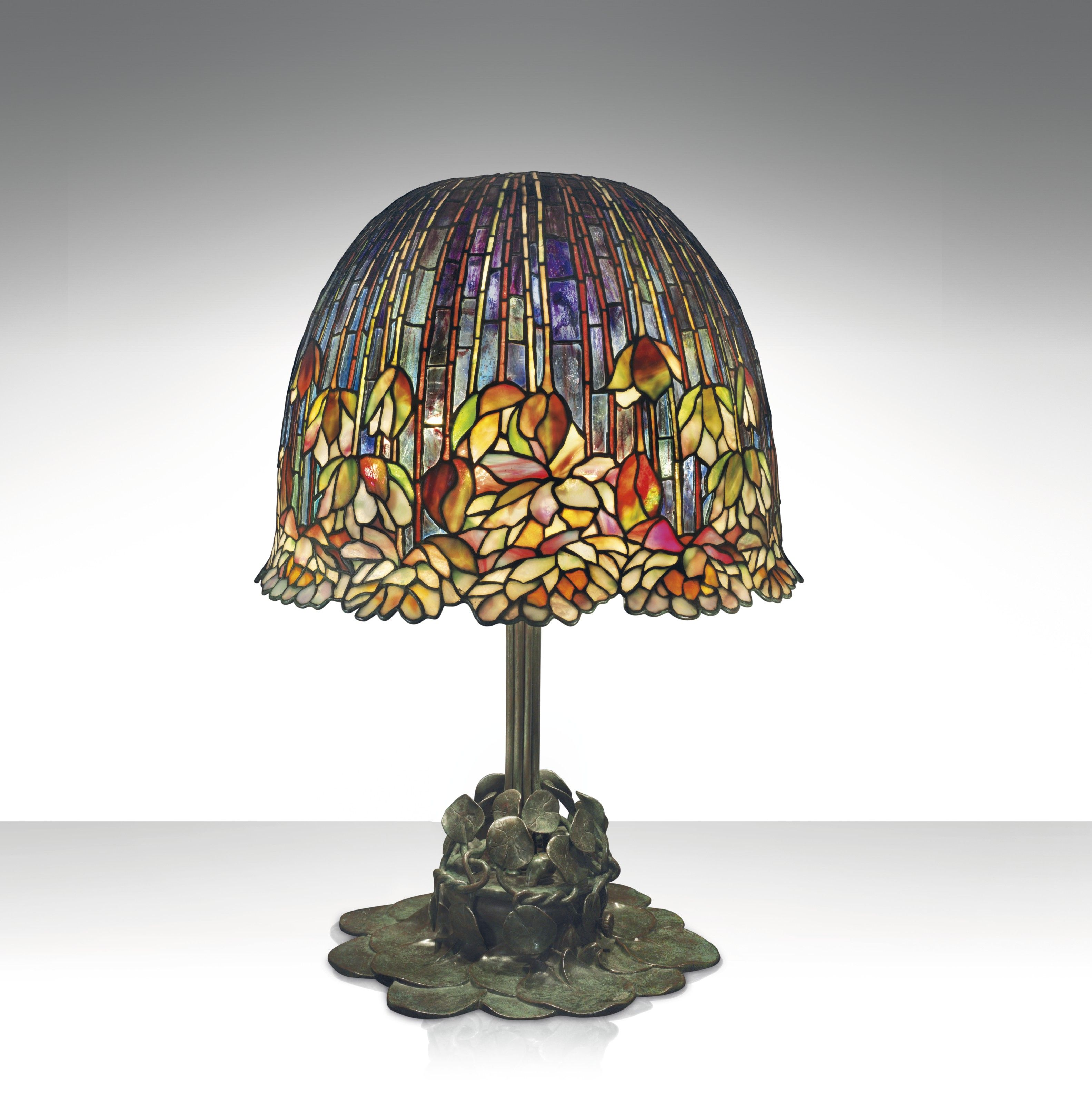A Tiffany Lamp Just Sold For $3.37 Million At Auction