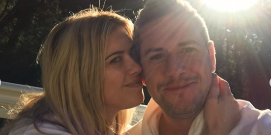 Christina El Moussa Celebrates One Year Anniversary With