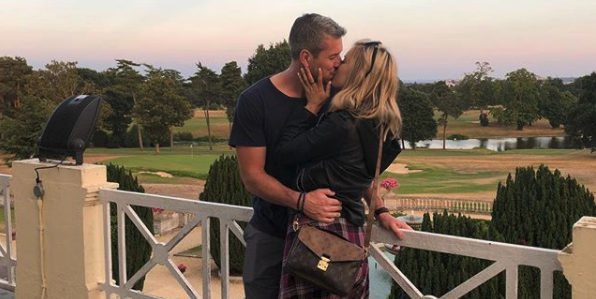 Christina El Moussa And Boyfriend Ant Anstead On Vacation