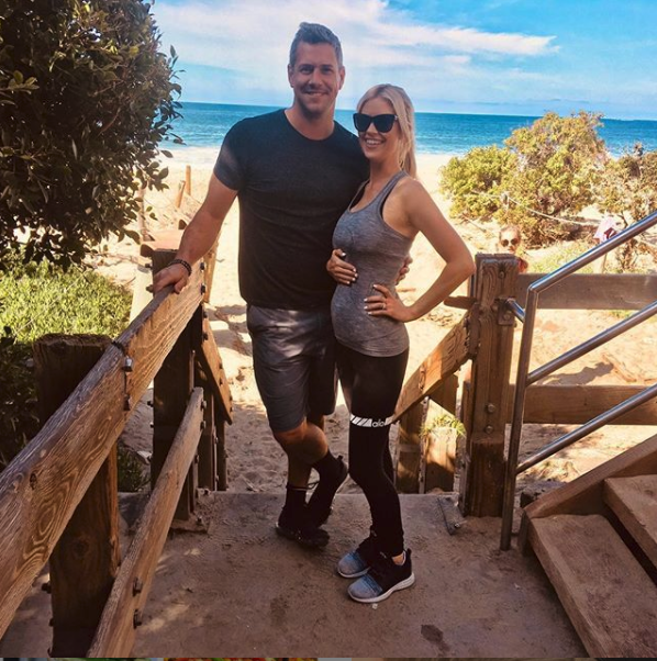 See Christina El Moussa And Ant Anstead S Baby Hudson Anstead Hudson London Baby Photos,Curb Appeal Ranch Home Exterior Remodel Before And After