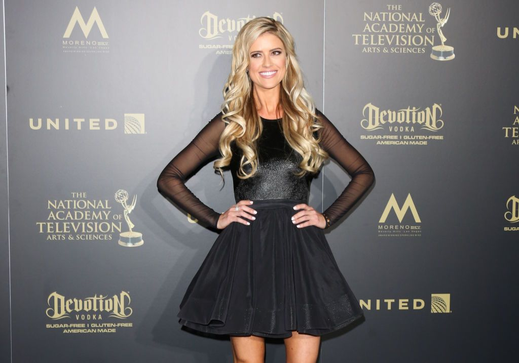 Christina El Moussa Bikini - Flip or Flop Star Vacations in Mexico With  Boyfriend Ant Anstead