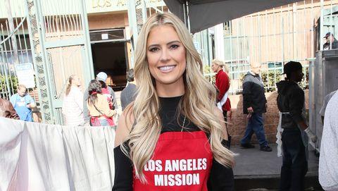 Los Angeles Mission's Christmas Celebration On Skid Row
