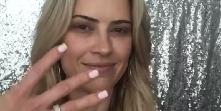 See Christina El Moussa's Wedding Ring Given by New ... Christina Anstead