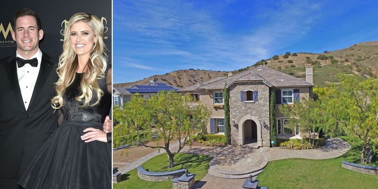 christina and tarek el moussa mansion for sale 39 flip or