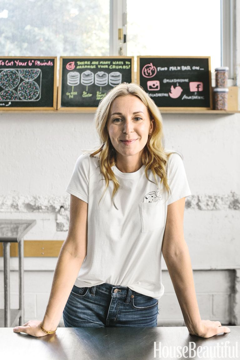 Christina Tosi Infuses Her Baking And The Rest Of Her