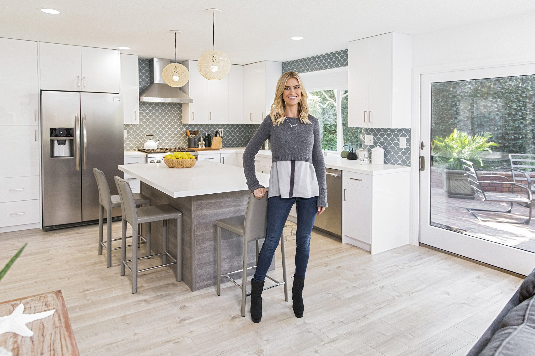 Christina Anstead's Taking Her Biggest Risk Yet—and It's All in Front of the Cameras