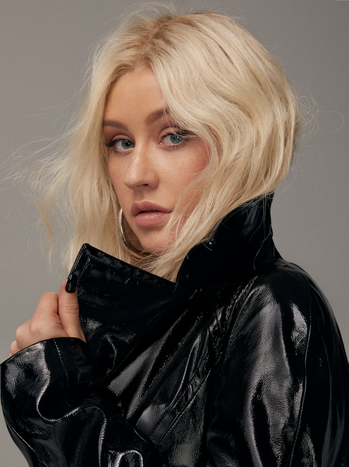 Christina Aguielera Cover Story - Cosmopolitan October Issue 2018