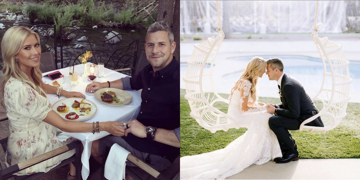 Ant Anstead Asks Christina Anstead To Move In On Hgtv S