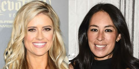 Christina El Moussa And Joanna Gaines