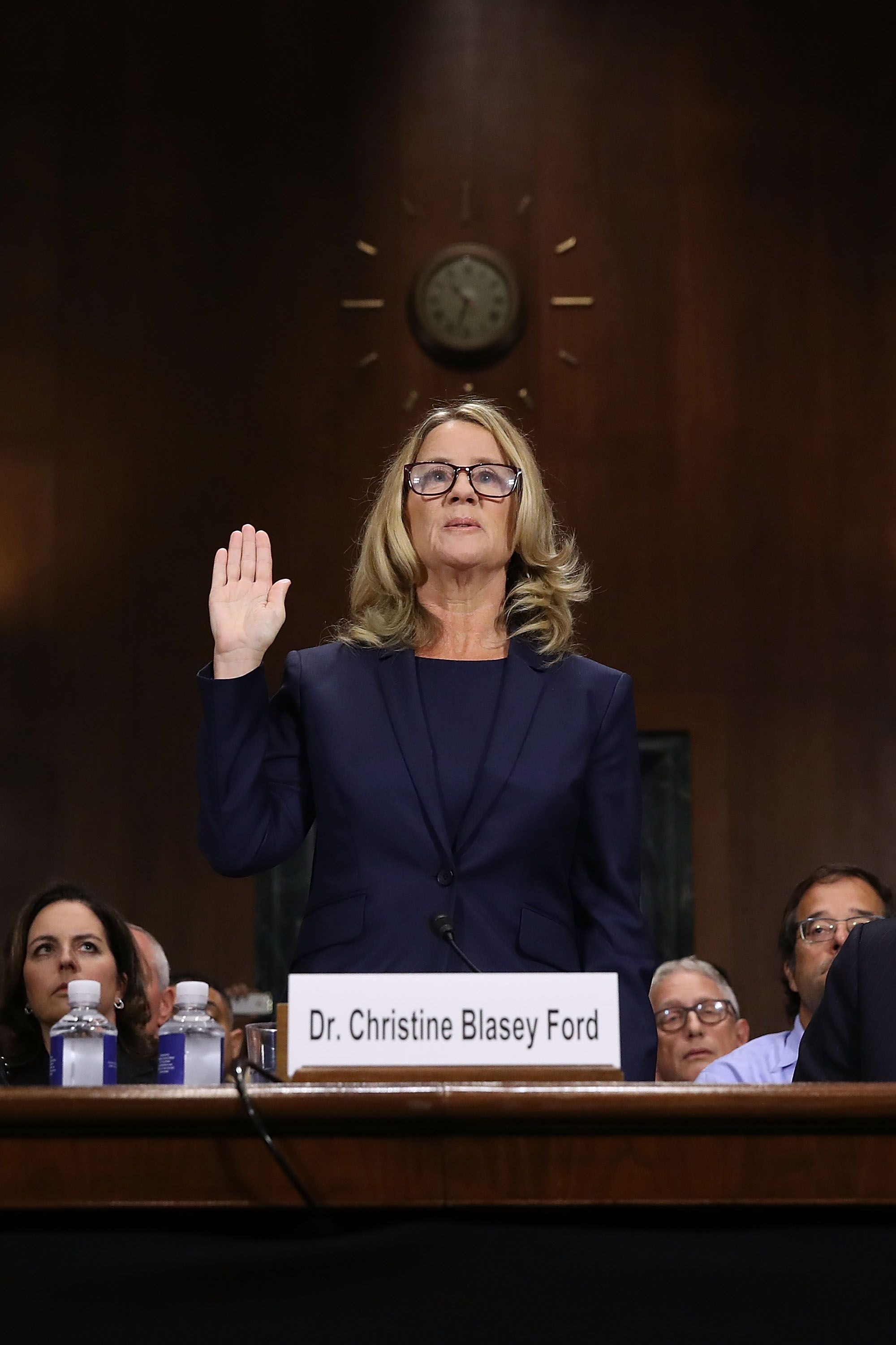 People Share Their Own Stories of Sexual Assault in Solidarity with Dr. Christine Blasey Ford