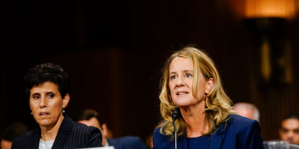 Dr. Christine Blasey Ford And Supreme Court Nominee Brett Kavanaugh Testify To Senate Judiciary Committee