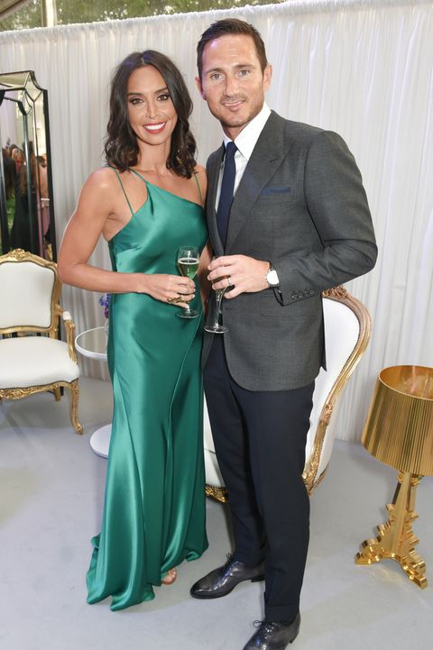 Christine Lampard Shares Sweet First Summer Holiday Photo With Baby Patricia