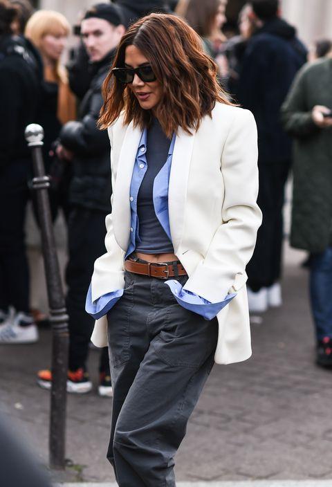 street style    paris fashion week   womenswear fallwinter 20202021  day nine
