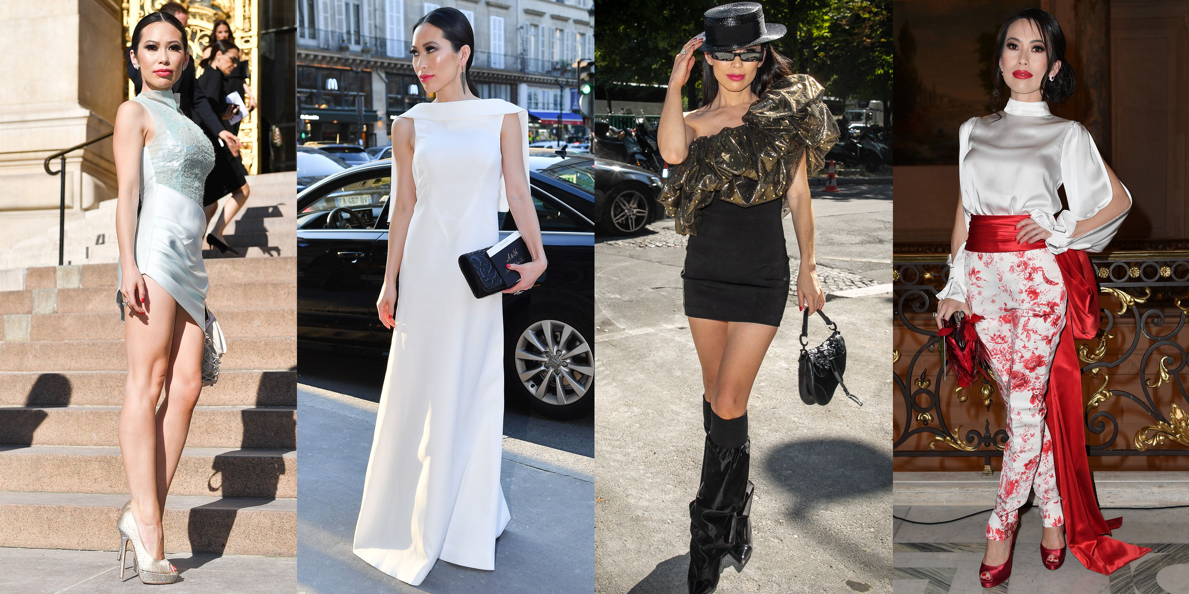 What a Haute Couture Client Wears to Paris Fashion Week