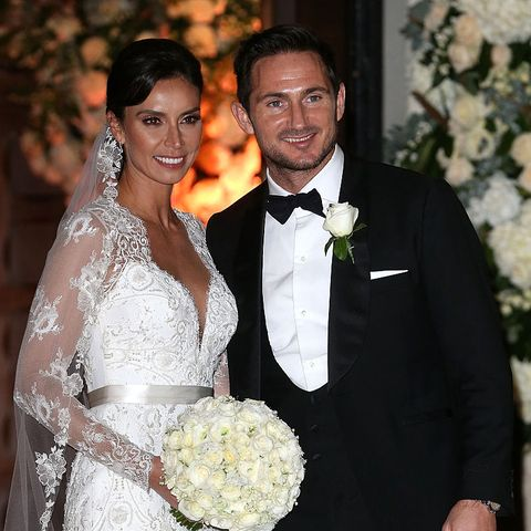 Christine Lampard shares sweet anniversary message for Frank