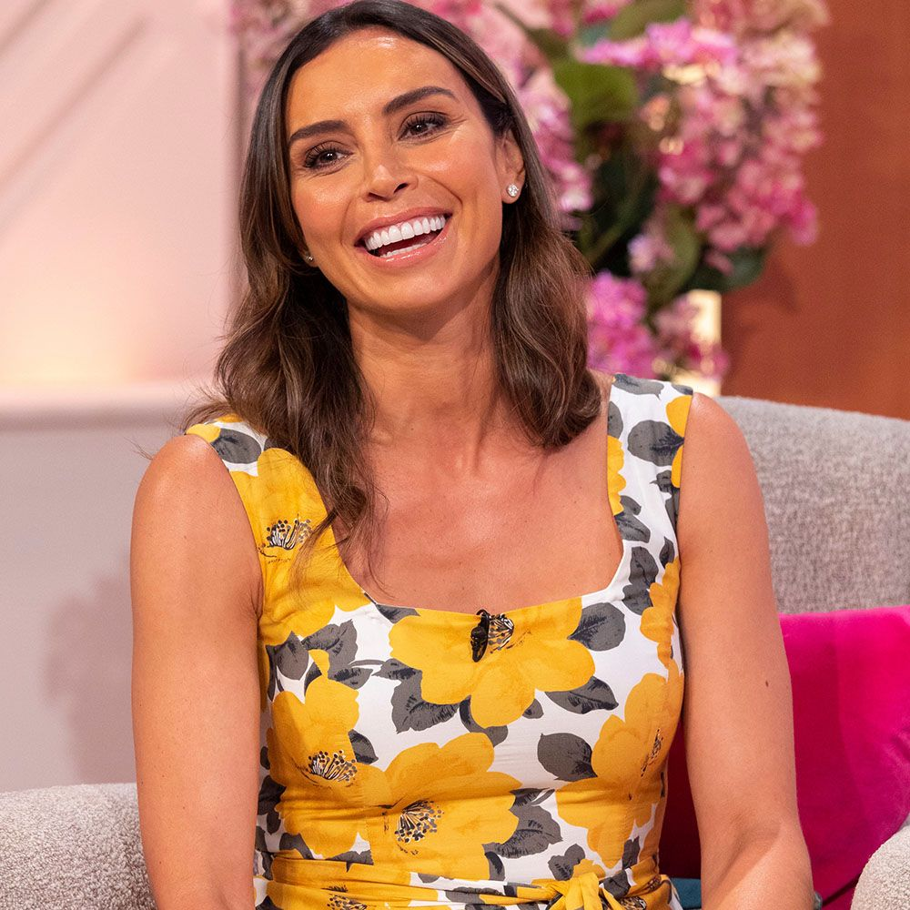 Christine Lampard Opens Up About Leaving Baby Patricia As She Returns To Work On Lorraine