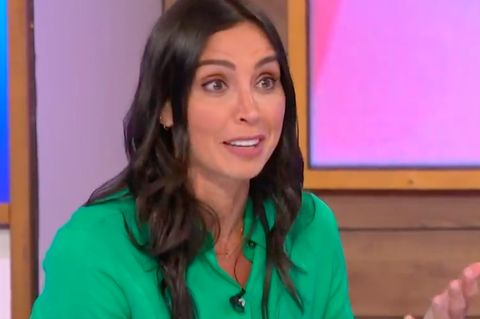 Christine Lampard Reveals She Rushed 1 Year Old Daughter To A E