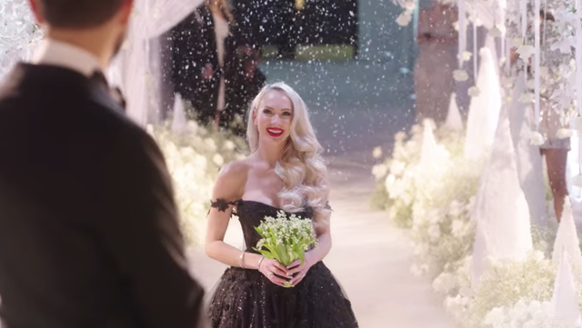 christine quinn wedding