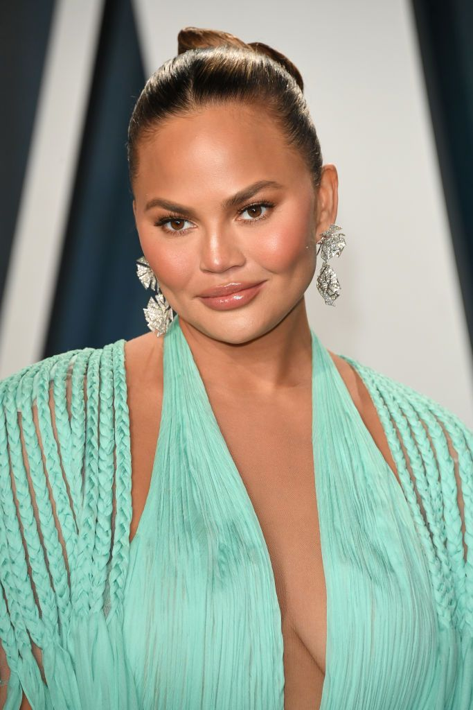 Chrissy Teigen Explains Why She's Choosing to Have Her Breast Implants Removed