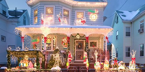 5 christmas decorations that reduce property value - Ideas For Home Design