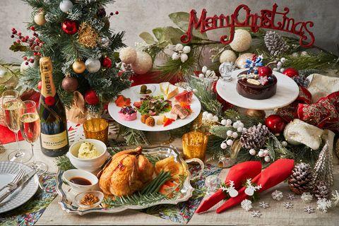 見た目も華やか!クリスマスにお家で楽しみたい絶品グルメ8