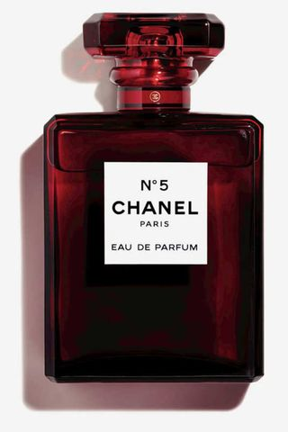 c817273b Chanel No. 5 limited-edition red bottle - Christmas