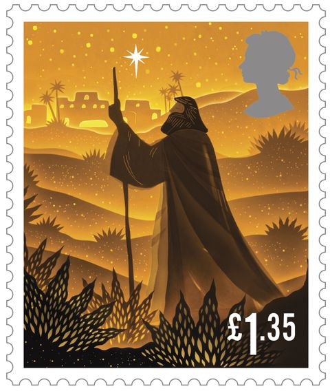 Royal Mail Christmas 2019 stamps unveiled