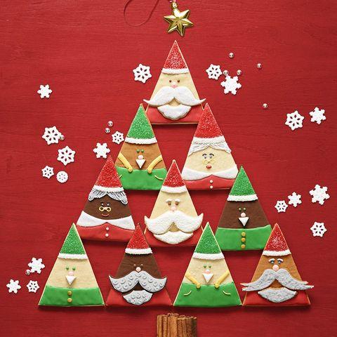 christmas activities for kids santa and elf cookies