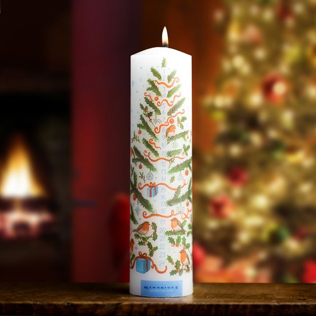 8 advent candles to buy in time for Christmas