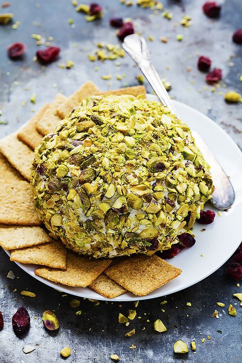 christmas appetizers cheese ball