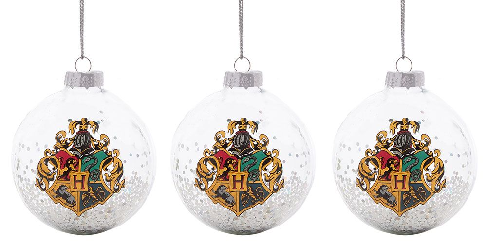 Harry Potter Christmas Baubles
