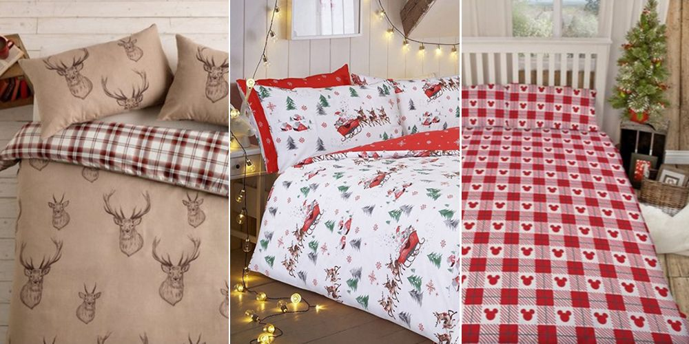 14 Christmas bedding sets to get you feelin' festive