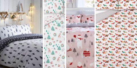 14 christmas bedding sets to get you feelin festive - Christmas Bedding Sets