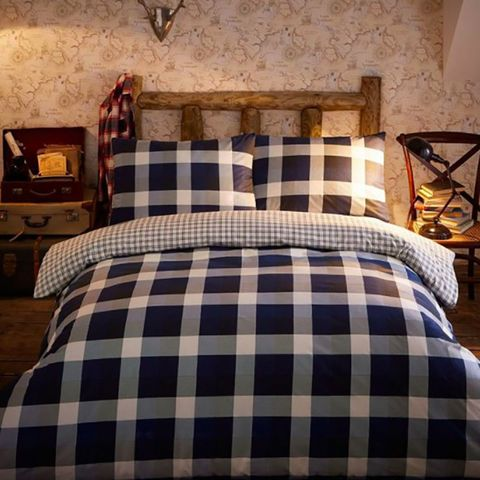 It's not too late to buy a Christmas bedding set to get you feelin' festive