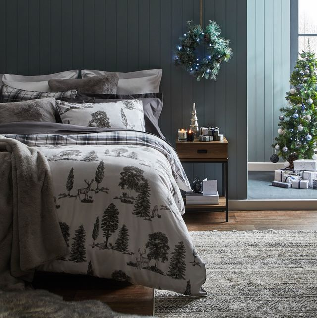 these are the top christmas bedding trends for 2020