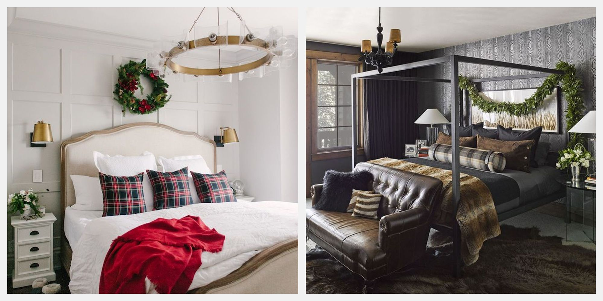 22 Gorgeous Christmas Bedroom Ideas for Endless Holiday Cheer