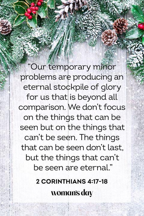 best christmas bible verses