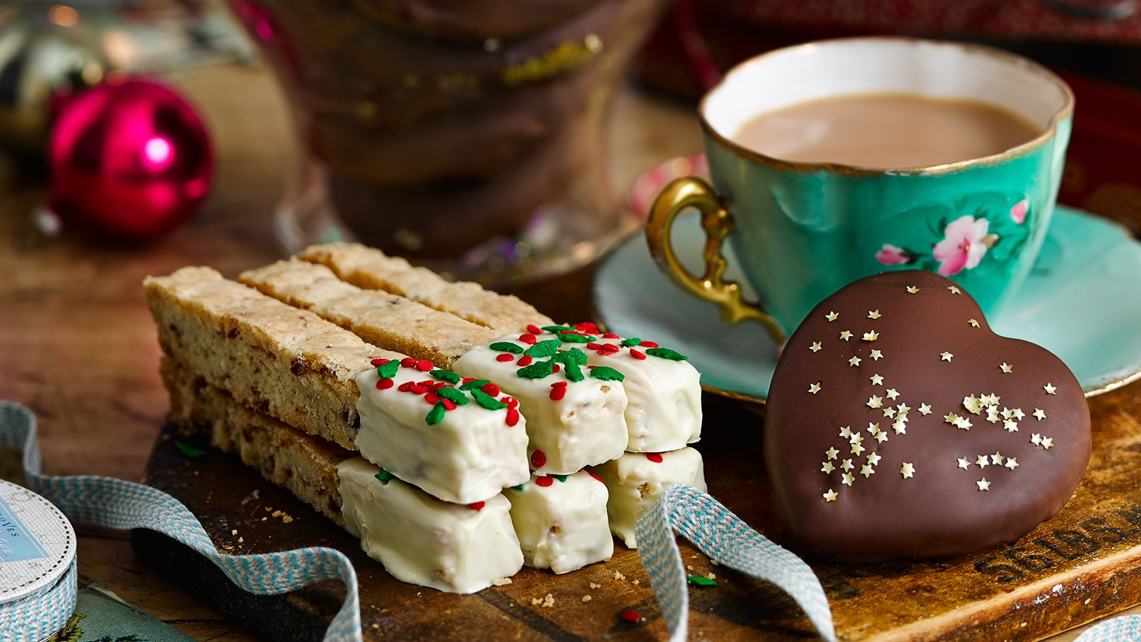Christmas biscuits and cookie recipes