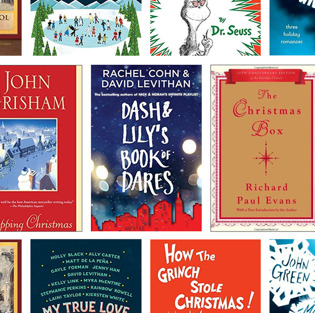 Most Essential Holiday Books