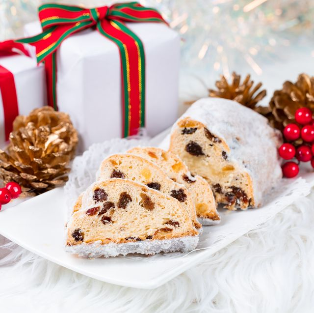 Traditional Christmas breads