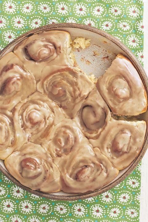 christmas breakfast ideas cinnamon rolls