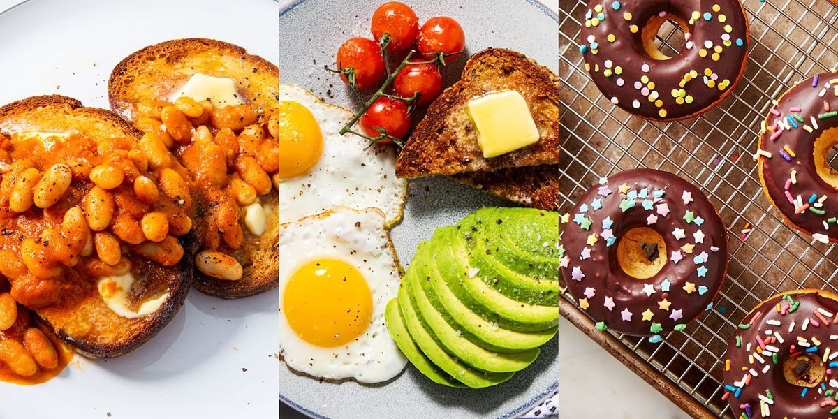 Christmas Breakfasts To Kickstart The Big Day, And Get You Feeling Merry