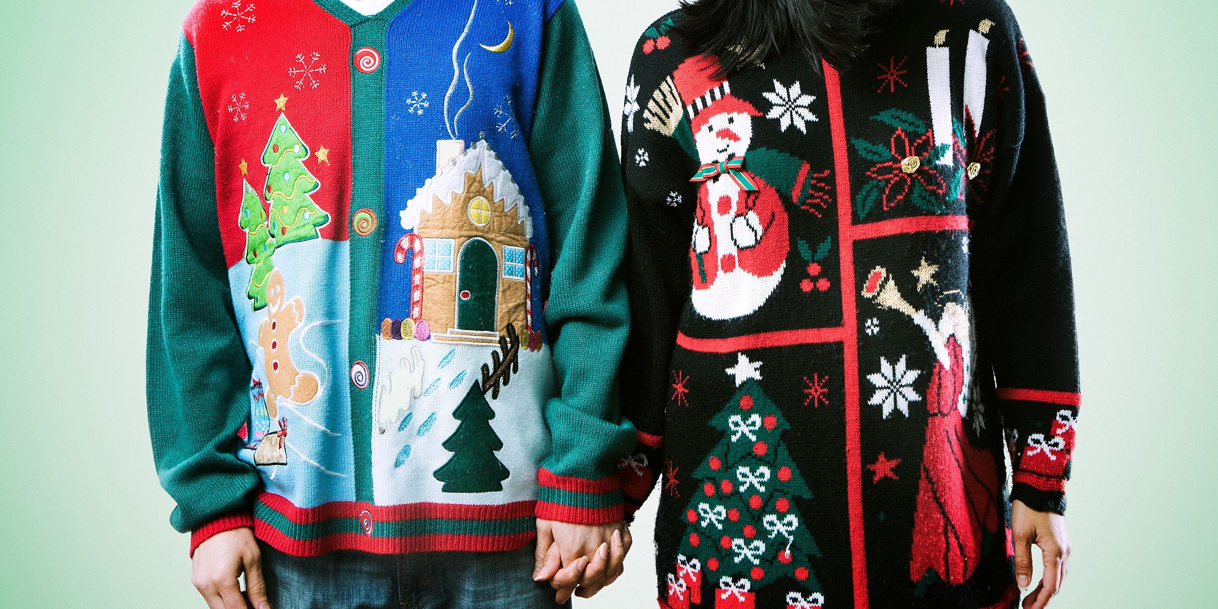 christmas bucket list activities ugly christmas sweater