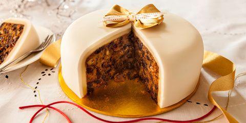 meg rivers christmas cake
